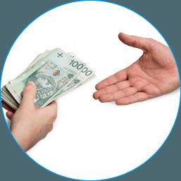 Wysokie wartości dopłat